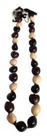 Multi Color Kukui Nut Lei